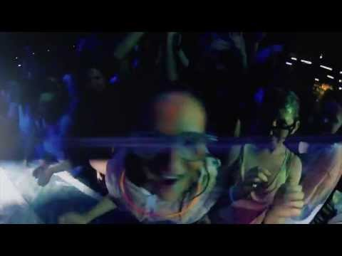 The Student Scene: UV paint party 2013