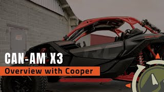 Build Overview: Can-Am X3