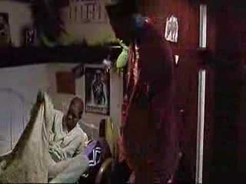 don't be a menace - bedtime story