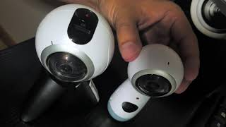 Samsung Gear 360(2017) Vs Samsung Gear 360 new (2017)