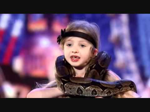 Britains Got Talent 2011 Olivia Binfield Music Videos