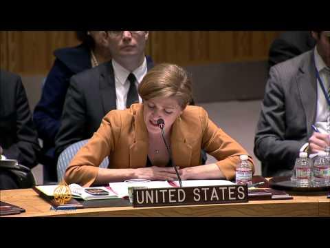 Russia facing UN showdown over Crimea