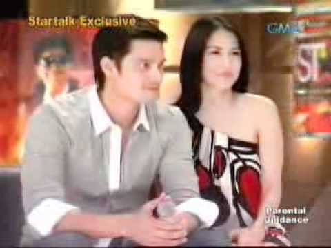 Heaven02                             Are Dingdong and Marian Boyfriend and Girlfriend  Part 2
