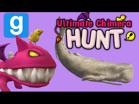 ULTIMATE CHIMERA HUNT! | I'M YOUR CONTRACEPTIVE! (2) (Garry's Mod)