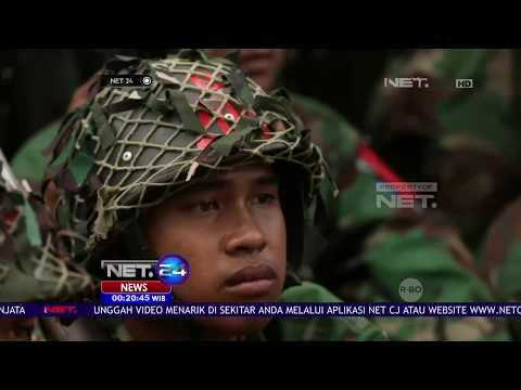 Serunya Latihan Survival Ala Skadron 404 Lanud Adi Soemarmo - NET24