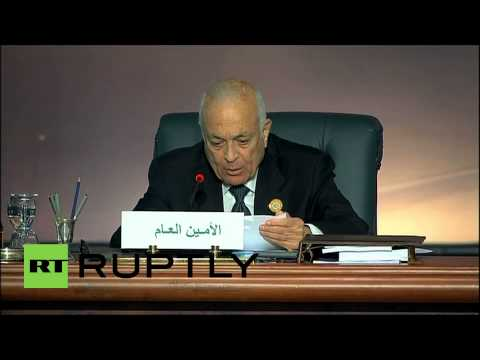 Egypt: Joint Arab Force In The Offing Reveals Arab League Sec. General video