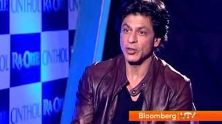 Ra.One - Logo:  Sharukh Khan talks about Ra.One Marketing and promotion,  Amul on F1 Tracks