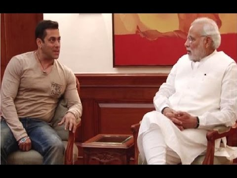 Salman Khan Invites PM Narenadra Modi for Arpita Wedding