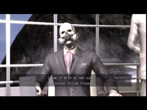 65 Deadly Premonition The Directors Cut HD PS3 (Ch 15 - Red Seed)  Chat Wirh Harry