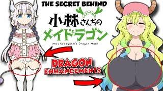 THE SECRETS BEHIND... Miss Kobayashi's Dragon Maid