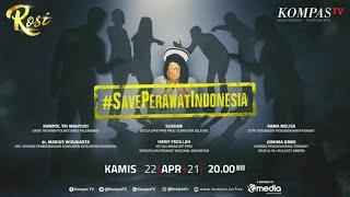 LIVE ROSI- Perawat Dianiaya, Netizen Serukan Tagar Save Perawat Indonesia