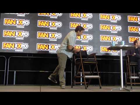 Nathan Fillion - Part 1 - Fan Expo 2014