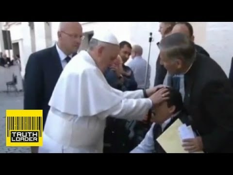 Pope Francis performs exorcism in Vatican City? - Truthloader