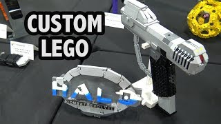 LEGO Magnum Gun from Halo: Combat Evolved
