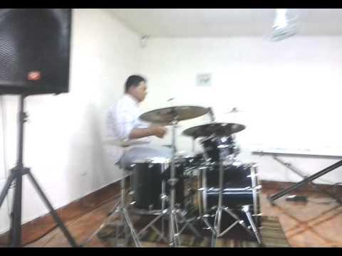 Danny. Drumm cover El salvador.