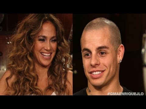Jennifer Lopez, Casper Smart Interview 2012: Couple On Love Life, 2012 Tour With Enrique Iglesias