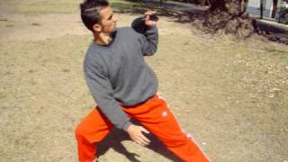 Streching with Kettlebell - 壺鈴