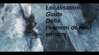 Rise Of The Tomb Raider Défis L