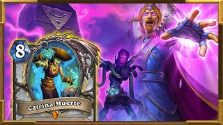 Best Priest DECK? REALLY, Can We Nerf It... JK, I Love Priest! Ashes of Outland | Hearthstone