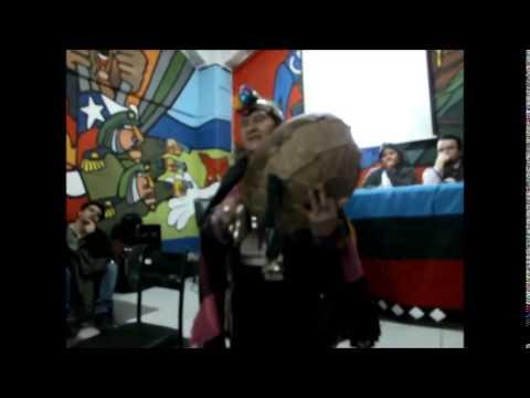 Antu Liwen Cantautora Mapuche Homenaje weichafe Jaime Mendoza Collio