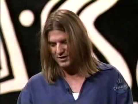 Mitch Hedberg Early T.V. (1995) stand-up