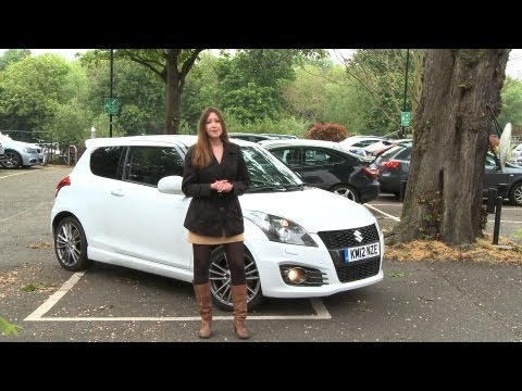 2013 Suzuki Swift Sport long-term test