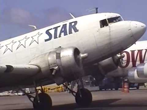 0 Four star Cargo Douglas DC 3