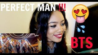 Download Lagu BTS PERFECT MAN REACTION Gratis STAFABAND