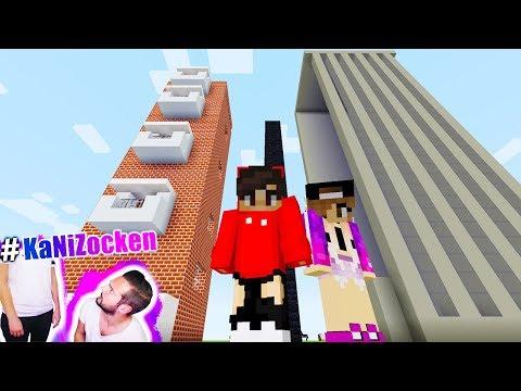KAANS MODERNE KÜCHE vs NINAS ALTE KÜCHE! Wer gewinnt? Minecraft ...