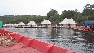 Boat tour at Tatai Krom Natural Community Tourism