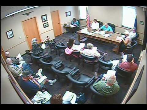 Susquehanna County Commissioners Meeting - May13, 2015