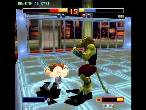 Bloody Roar 2 (World) - Vizzed.com Play - User video