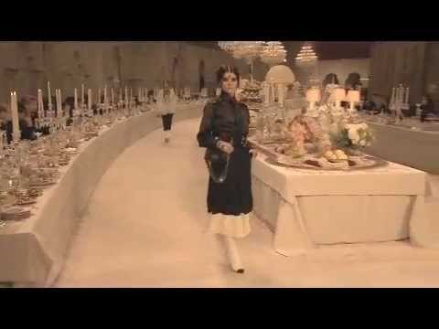Chanel Pre-Fall 2012 Paris Bombay Collection Full Show