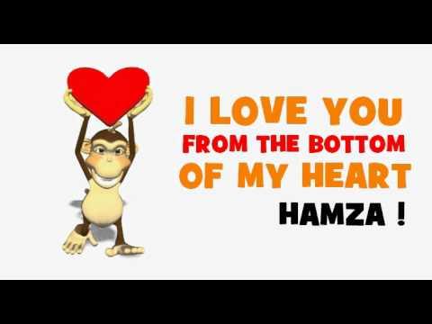i Love Hamza Pic Day i Love You Hamza