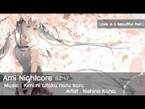 Kana Nishino - Kimi Ni Aitaku Naru Kara
