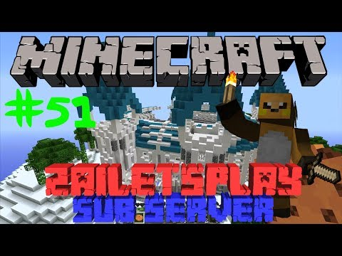 ★ Let's Play Minecraft: ZaiLetsPlay Sub Server Ep 51: Server Tour