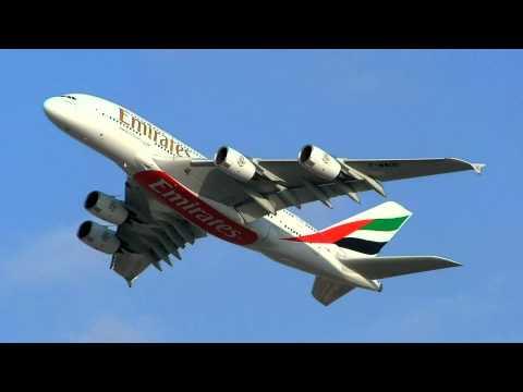 Qantas Airlines Now Flies the Airbus A380 Super Jumbo to Hong Kong China - Report