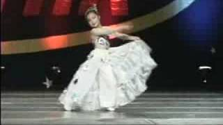 Little Peacock 傣族舞 - 孔雀舞 at Nexstar Competition - Jocelyn dance 8 years old