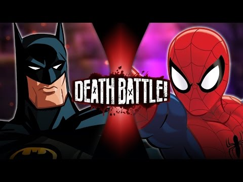 DEATH BATTLE! - Batman VS Spider-Man