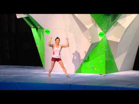 IFSC Climbing World Championships Paris 2012 - Boulder Highlights