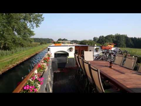 Canal Barging in Alsace-Lorraine With European Waterways