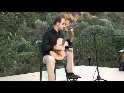 F.Schubert/Mertz, Standchen - chitarra dell'800 R.Mantione