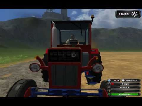 Farming Simulator 2011-UTB 650M Mod made by Adriano
