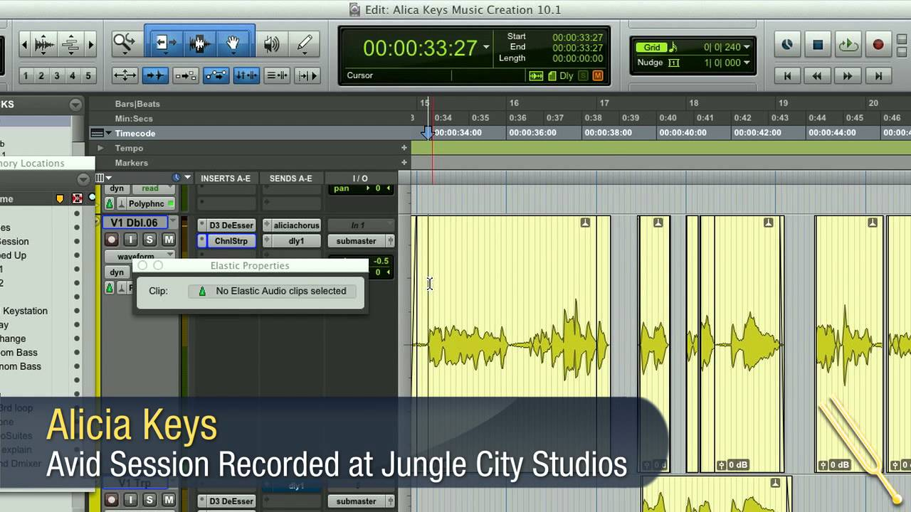 how to change pitch of audio in imovie