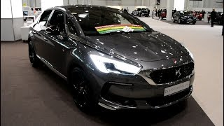 2017 New DS 5 Exterior and Interior