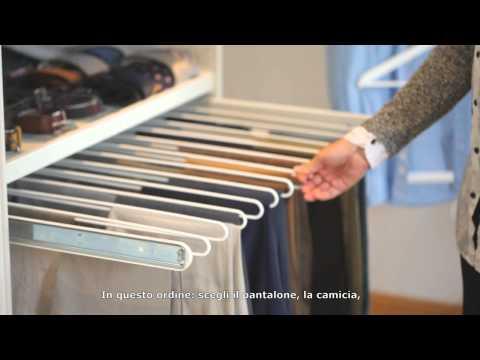 Consigli IKEA #8: Tutto in un unico posto