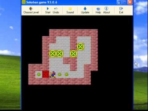 Sokoban Levels Games Sokoban Game V3.0.6 Level 7