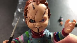 Chucky 5 Inch Vinyl Figure (Bride of Chucky)