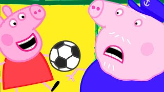 Peppa Pig Official Channel | Peppa Pig 's 2019 FIFA Women's World Cup Special