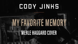 Cody Jinks w/ Vince Gill & The Time Jumpers (covering Merle Haggard's My Favorite Memory)